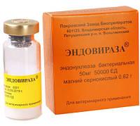 Эндовираза противірусний засіб для бджіл на 10 бджолосімей 2 флакона