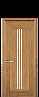 Межкомнатные двери Рейс со стеклом сатин