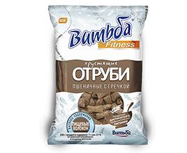 Белорусские отруби хрустящие пшеничные с гречкой, фото 2