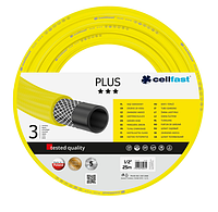 "Шланг поливочный Plus 1/2"" (12,5 мм.) 25 м, 50 м ТМ Cellfast Польша"