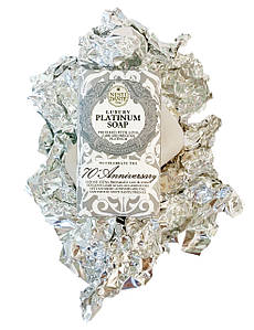 Мыло Nesti Dante Platinum Платина 250г