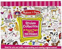 Розовый набор наклеек 700 шт Melissa&Doug (MD4247), фото 1