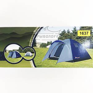 Туристическая 3-х местная палатка Lanyu 1637