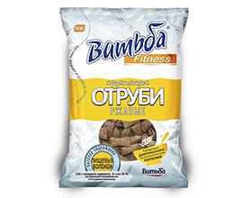 Отруби хрустящие ржаные Витьба Fitness 130г из Беларуси