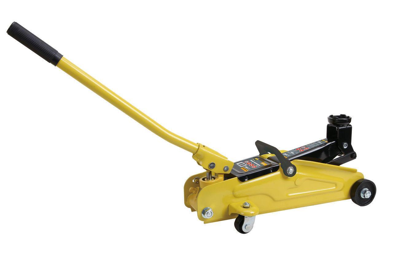 Домкрат гидравлический подкатной Mastertool 2 т х 140-340 мм 1 шт.