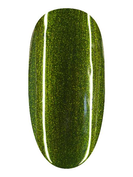 Гель-лак D.I.S Nails (7.5 мл) №501 (зеленый с перламутром)