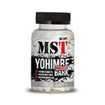 MST Yohimbe Bark Extract 100 caps