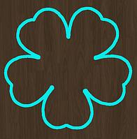 Вырубка для пряника цветок 8см