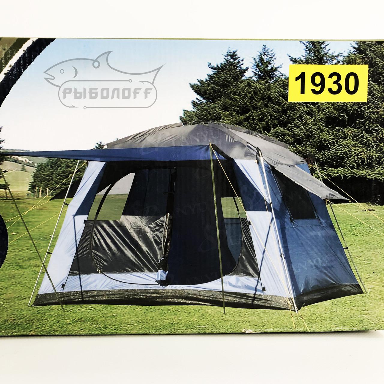 Туристическая 6-ти местная палатка Lanyu 1930