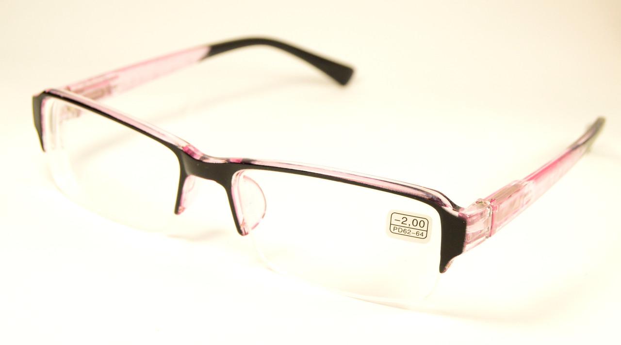 Женские полуоправные очки (МС 282 ф)