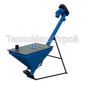 Шнековый транспортер ШТЗ-200 (шнек равномерной подачи сырья)