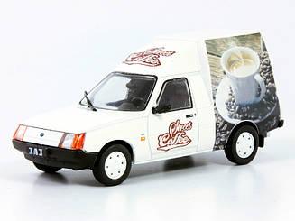 Модель Автомобиль на Службе (DeAgostini) ЗАЗ-110550 Таврия Кофемобиль (1:43)