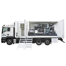 Передвижные дизельные агрегаты и индивидуальные системы