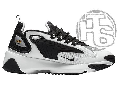 Мужские кроссовки Nike Zoom 2K Black/White AO0354-100, фото 2