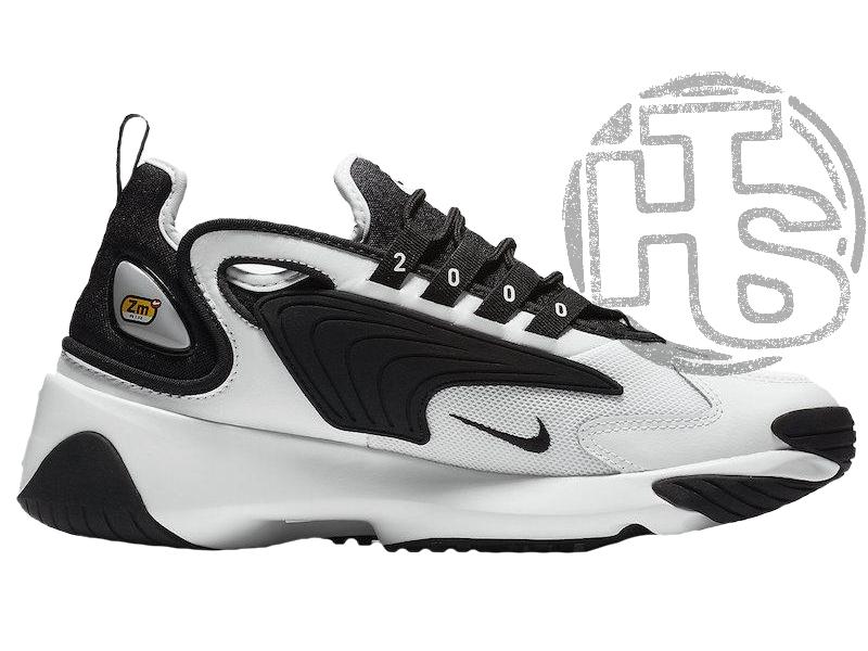 117de0f18 Мужские кроссовки Nike Zoom 2K Black/White AO0354-100 - Интернет-магазин