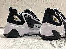 Мужские кроссовки Nike Zoom 2K Black/White AO0354-100, фото 3