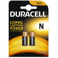 Батарейка Duracell N / MN9100 / LR1 / E90 / 4001 / AM5 2 шт.