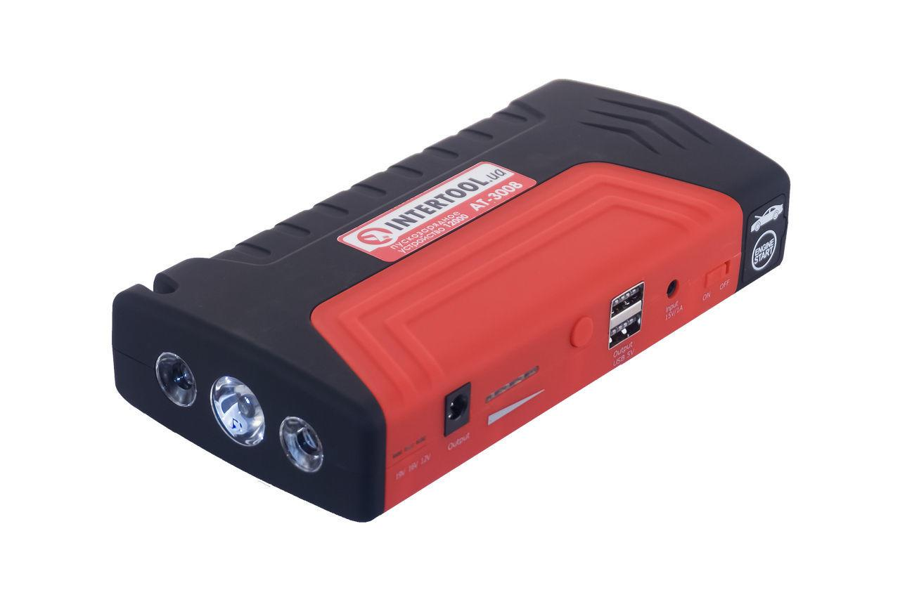 Пускозарядное устройство Intertool - 12000mAh 1 шт.