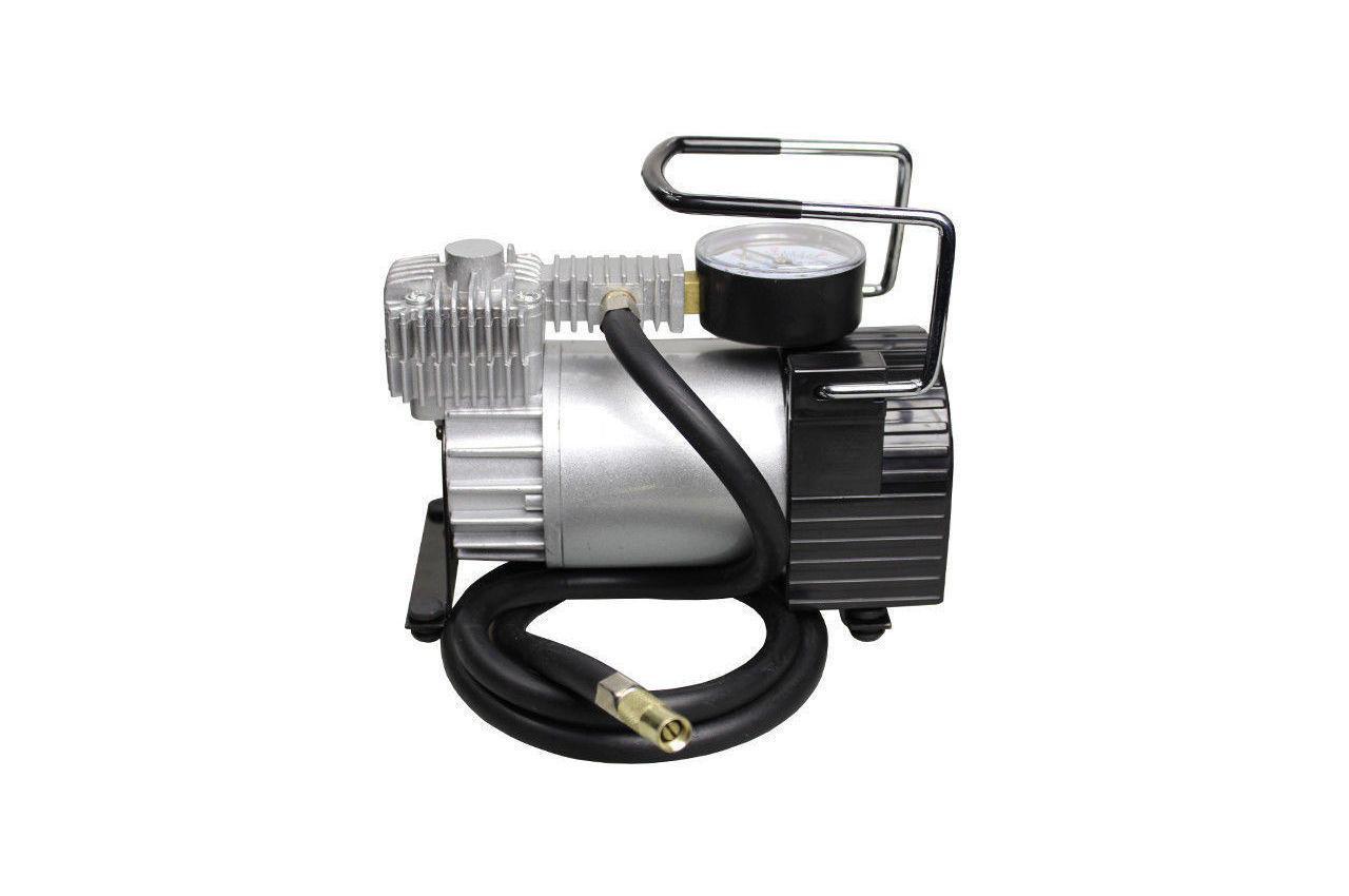 Миникомпрессор автомобильный eXpert - 12 В x 11 bar x 40 л/мин, однопоршневой 1 шт.