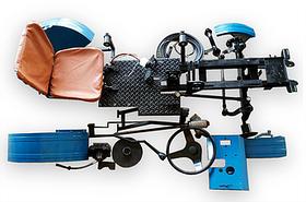 Комплекты для переделки мотоблока в минитрактор