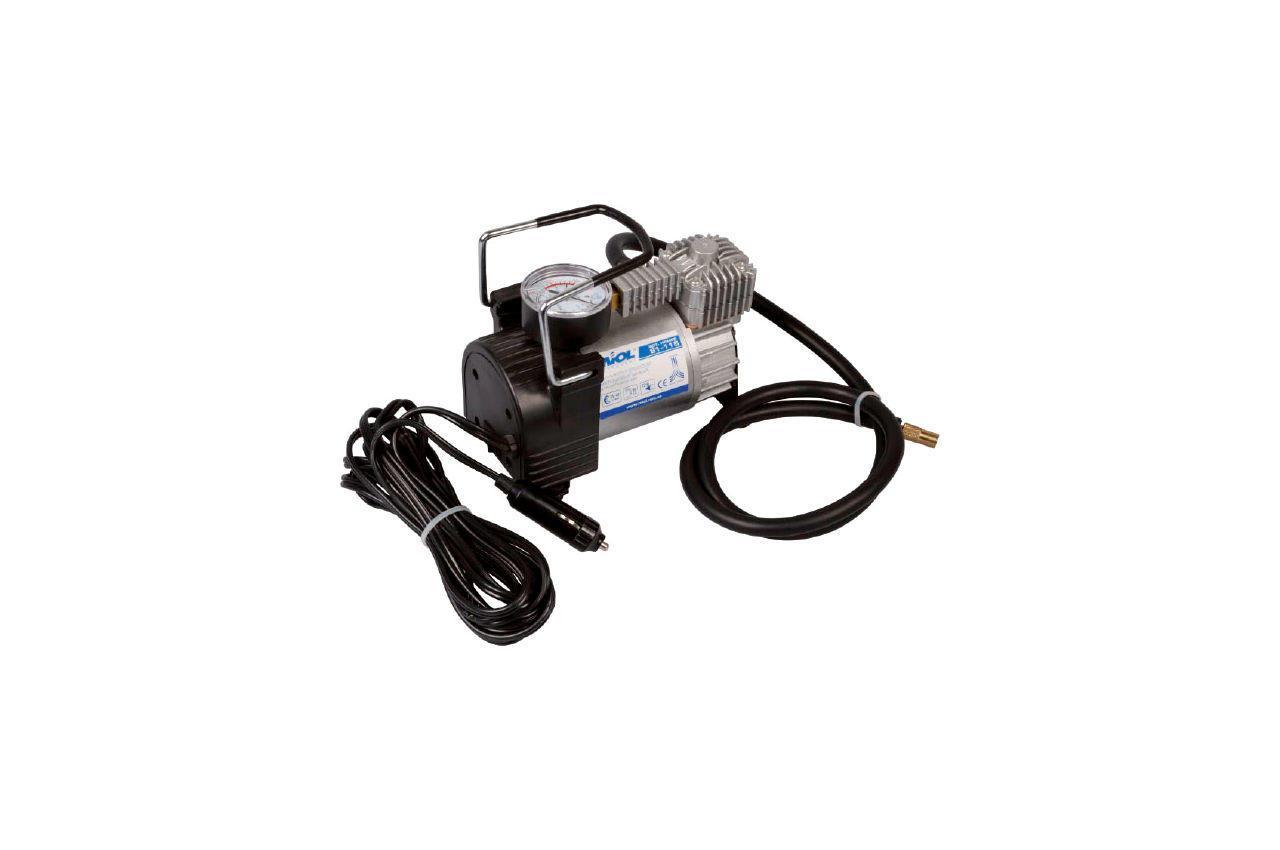 Миникомпрессор автомобильный Miol - 12 В, 10 bar, 35-40 л/мин 1 шт.