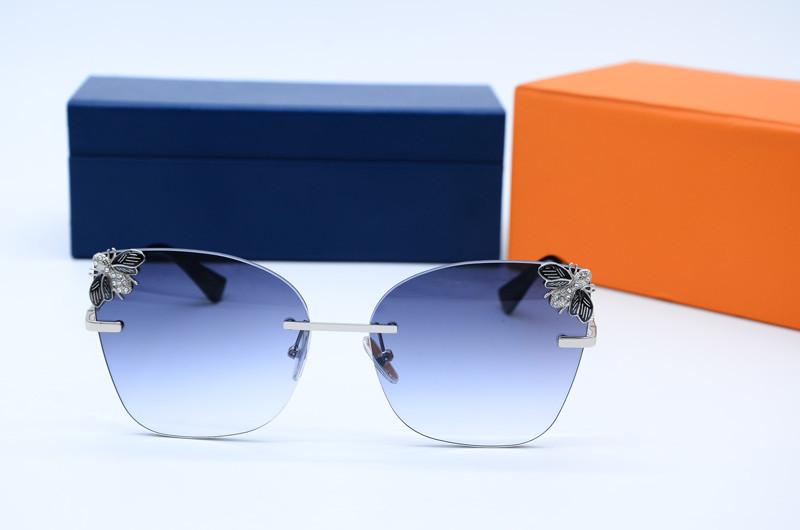 Женские солнцезащитные очки Бабочки 31259 с56