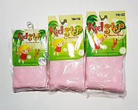 """Колготы розовые для девочки """"Бамбук"""", рост 116-122"""