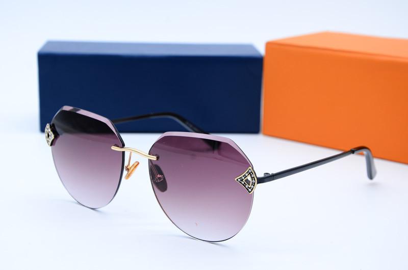 Женские солнцезащитные очки Бабочки 31262 с63