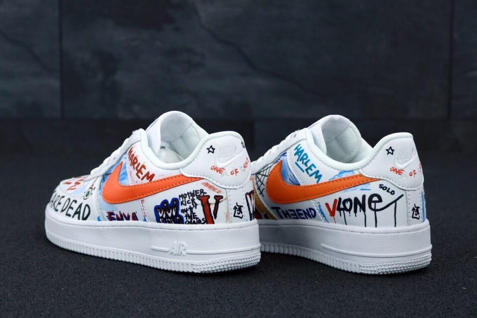 best sneakers cfd5c f52ea ... Кроссовки Nike air force Pauly x Vlone Pop, ...