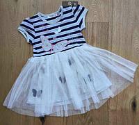 Летнее платье для девочек от 92 до 116 см рост, фото 1