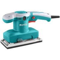 Вибрационная шлифмашина TOTAL TF1301826 320Вт, 90х180мм.