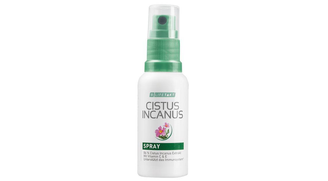 Цистус Инканус спрей - эффективен при воспалении кожи и слизистых, LR Lifetakt, 33,5 г.