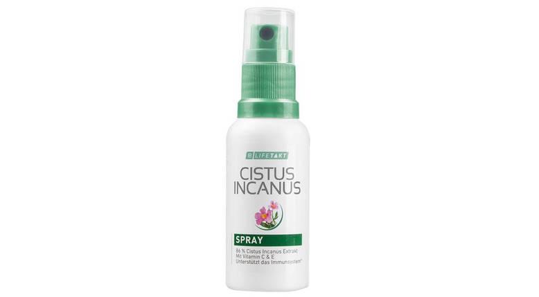 Цистус Инканус спрей - эффективен при воспалении кожи и слизистых, LR Lifetakt, 33,5 г., фото 2
