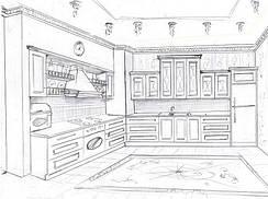 Кухни по индивидуальным проектам