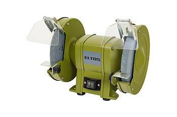 Верстат заточний 2-х дисковий Eltos 1100 Вт