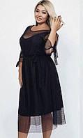 Платье женское большого размера 851494-2