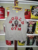 Майка World Gym