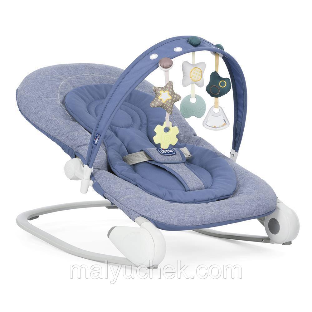 Кресло-качалка Chicco Hoopla Avio 79840.32