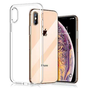 Чехол для моб. телефона Laudtec для Apple iPhone XS Max Clerar tpu (Transperent) (LC-AIXSM)