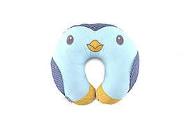 Подушка ортопедическая Рогалик Пингвин 44*38