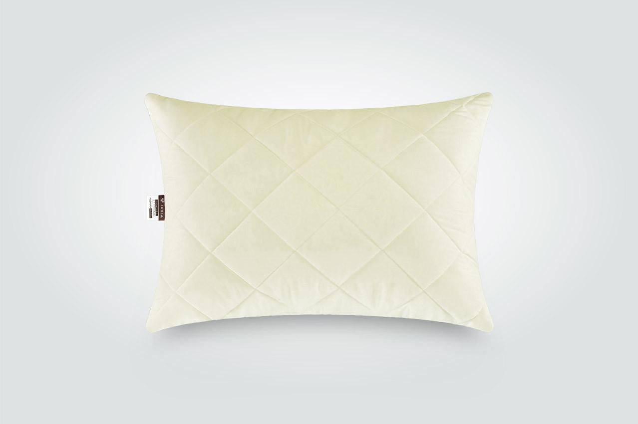 Подушка на молнии Comfort Standart+ молоко
