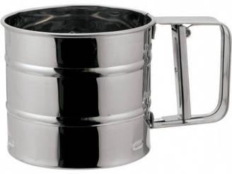 Кружка-сито Ø 10 см на 250 гр Wellberg WB-1608