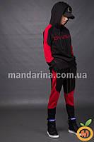 Спортивный костюм джемпер и брюки для мальчика от 6 до 9 лет (122, 128, 134)