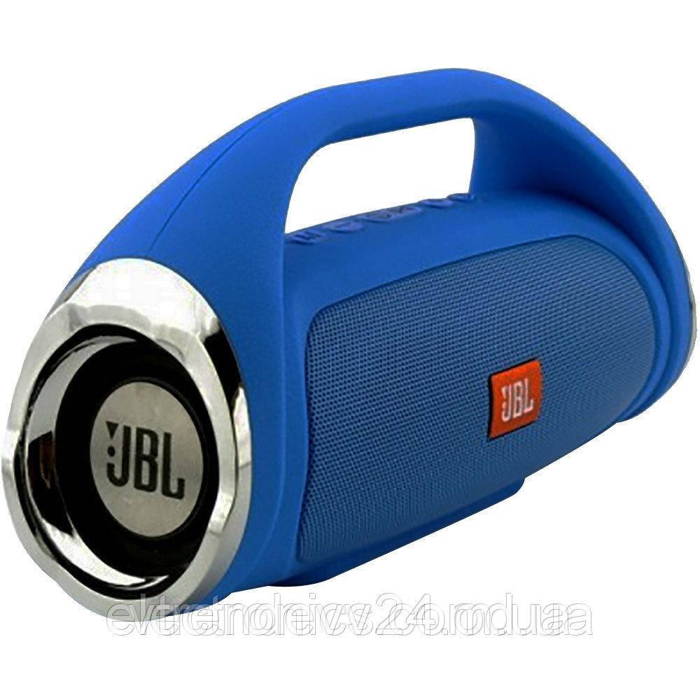 Колонка портативная JBL BOOMBOX mini синяя