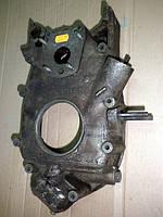 Крышка передняя двигателя МеМЗ-966 с масляным насосом. Крышка распределительных шестерен + масляный насос 965А