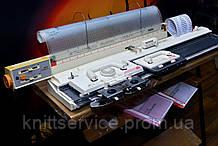 Двухфонтурная вязальная машина Palie-AII Brother KH-892/Brother KR-840 с лекальным устройством Brother KL-117