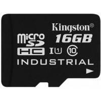 Карта памяти Kingston microSD 16GB Class 4 UHS-I (SDCIT/16GBSP)