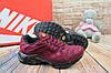 Кроссовки TN К 703 -6 (Nike Air Max) (весна/осень, женские, текстиль, бордовый), фото 2