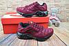 Кроссовки TN К 703 -6 (Nike Air Max) (весна/осень, женские, текстиль, бордовый), фото 3