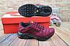 Кроссовки TN К 703 -6 (Nike Air Max) (весна/осень, женские, текстиль, бордовый), фото 4